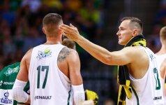 Pirmas niuksas: lietuviai po dviejų pratęsimų nusileido Argentinai