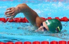 M. Sadauskas pateko į pasaulio čempionato pusfinalį
