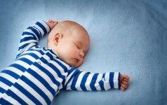 Svarbu žinoti: ant ko miega jūsų vaikas?