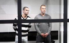 Tomas Šalnaitis ir Klaudas Stėgvilas