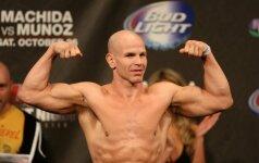 Ringe pergales skynęs UFC kovotojas žuvo parkinge