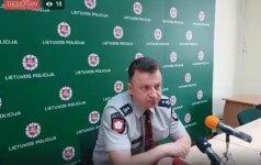 Už žmogaus užpuolimą Varėnos komisaro brolį sulaikę pareigūnai: jam gresia ne viena byla