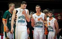 """""""Nevėžio"""" krepšininkai BBL čempionate iškovojo aštuntą pergalę"""
