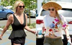 Pamatyk: kaip atrodytų Britney Spears, jei svertų 100 kg daugiau