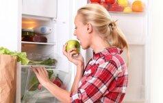 Valgau ir lieknėju: maisto produktai, padedantys mesti svorį