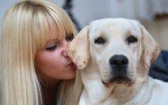 Ištyrė šunų elgesio problemas: jie panašesni į žmones nei atrodo