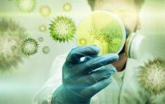 Pavojinga bakterija, kuri gali sukelti šimtą negalavimų