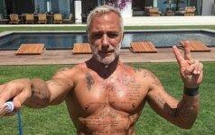 49 metų italų milijonierius meta iššūkį Danui Bilzerianui: prieš ginklus - šokiais