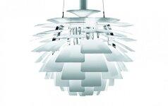 """""""PH Artichoke"""" šviestuvas-klasika: skulptūriškas siluetas, savitas apšvietimas"""