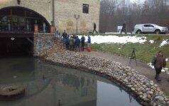 Ministerija siūlo griauti Vilniaus Belmonto užtvanką