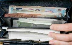 Vyriausybės planas: pensijos bus didinamos