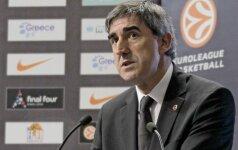 Eurolyga nenori pasiduoti FIBA spaudimui ir laukia derybų