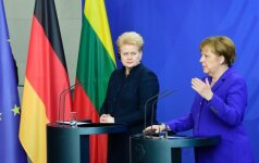 Vokietija garsiau prabilo apie Vokietijos karių dislokavimą Lietuvoje