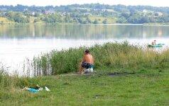 Ar bus pasirinktas užsienyje taikomas cheminis ežerų valymo būdas?