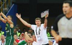 D. Kairio auklėtiniai persvėrė rezultatą ketvirtfinalio serijoje Lenkijoje