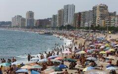 Ispanijoje šiek tiek sumažėjo katastrofiškas nedarbas