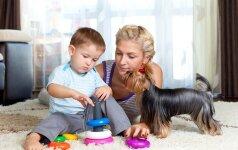5 būdai, kaip tėvai gali padėti vaikams tapti savarankiškais