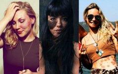 Paige Billiot, Cassandra Naud, Giorgia Lanuzza