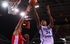 Pasipiktinę graikai įtaria NBA atstovus konspiracija