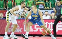 Ukrainos milžinas nusilenkė Lietuvai: tai – viso Europos čempionato favoritė