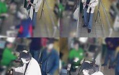 Alytaus policijai reikia pagalbos tyrime dėl vagystės