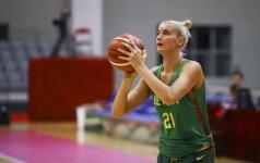 Lietuvos moterų rinktinė pasiekė revanšą prieš vokietes