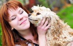 Šuns įprotis, kuris patinka ne visiems: kaip to išvengti?