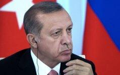 R. T. Erdoganas pagalbos dėl F. Guleno kreipiasi ir Tanzanijoje
