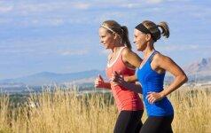 Tobulos figūros receptas – bėgimas. 7 patarimai pradedančioms