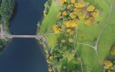 Kerinčio grožio Lietuvos vieta: rudenį čia yra ką veikti