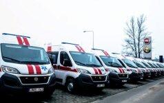 Fiat Ducato įsigijo ir Sveikatos apsaugos ministerija
