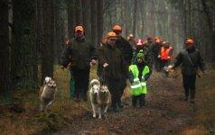 Medžiotojams ruošia dar vieną draudimą