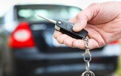 Vienas naujausių sukčiautojų taikinių – automobilių skelbimų portalai