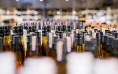 Statistikos departamentas skelbs alkoholio ir tabako vartojimo statistiką