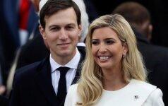 Jaredas Kushneris ir Ivanka Trump
