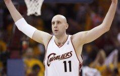 Ž.Ilgausko pasiekimai NBA: žaidimu pranoko A.Sabonį, o uždarbiu – patį M.Jordaną