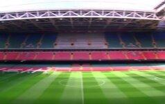 Stadionas, kuriame vyks Čempionų lygos finalas