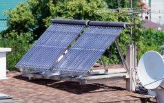 4 faktai, kuriuos verta žinoti apie saulės kolektorius