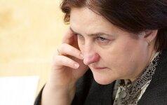 Seimas Speaker Loreta Graužinienė