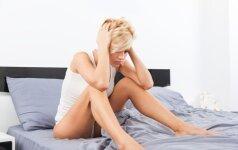 Kaip sumažinti streso padarinius figūrai