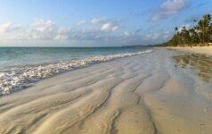 Penkios nepamirštamos dienos tropikų rojuje