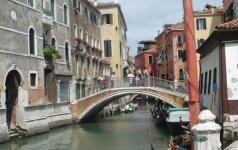Italija pavergė taip, kad važiuoju kasmet