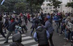 Protestas Buenos Airėse