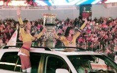 Naujame KHL sezone – ir Kinijos komanda
