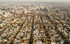Nekilnojamasis turtas Vilniuje toliau brangsta