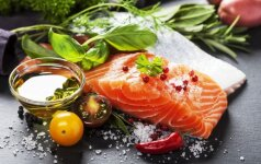 Žuvys, turinčios daugiausia omega 3 riebalų rūgščių