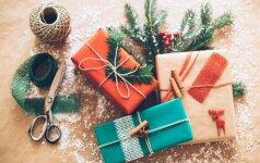 Penktadienis su stiliste Gražina: nebrangių kalėdinių dovanų idėjos