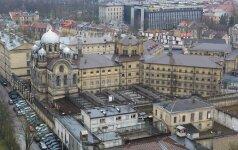 Lukiškių kalėjime kalinys nusprendė nebegyventi