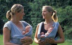 7 įrodymai, kaip mamos skiriasi nuo moterų nemamų