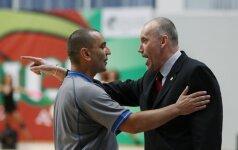 R.Kurtinaitis: noriu, kad finale žaistų Rusija ir Lietuva